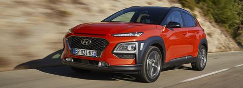 Hyundai Kona : un petit SUV très stylé
