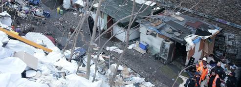 Des centaines de Roms sommés de quitter un bidonville historique au nord de Paris