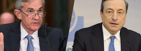 Jay Powell vs Mario Draghi : l'argent facile, c'est bientôt fini !