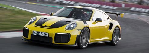 Porsche 911 GT2 RS : un final en apothéose
