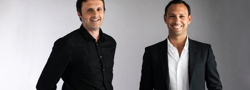 Thierry Petit, David Dayan, Showroomprivé: «Notre chance est d'avoir des sensibilités différentes»