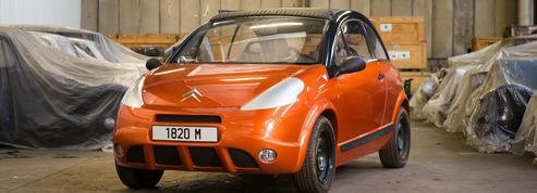 Vente Citroën Héritage : le grand débarras
