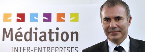 Encore trop de factures de PME bloquées en France