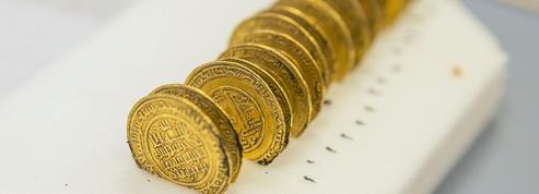 De l'or et de l'argent: un trésor médiéval «rare» découvert à l'abbaye de Cluny