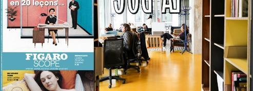 Nouvelle tendance à Paris: sublimer sa vie de bureau