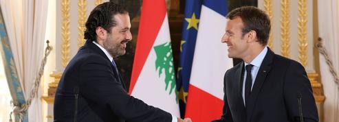 Saad Hariri accepte l'invitation d'Emmanuel Macron à venir en France
