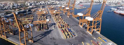 Le chinois Cosco lorgne sur le chantier naval grec d'Iskandar Safa