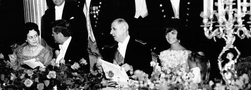 Dans les plats du général de Gaulle