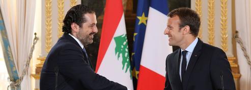 Emmanuel Macron recevra Saad Hariri samedi à l'Élysée