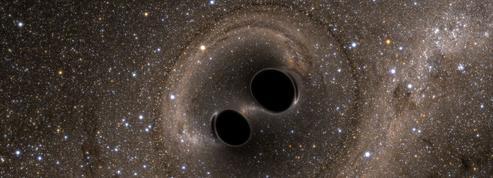 Fusion de deux «petits» trous noirs: la détection d'ondes gravitationnelles se banalise