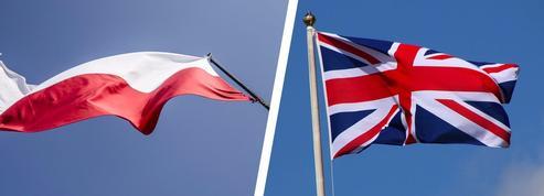 La Grande-Bretagne et la Pologne, champions de l'accueil en Europe
