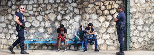 Immigration: Nice s'érige en verrou de la frontière sud