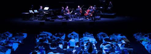 Ma nuit à la Philharmonie