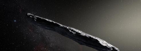 Le premier astéroïde venu d'une autre étoile possède une forme «hallucinante»
