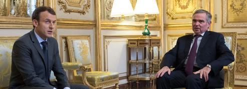 Macron prépare les européennes de 2019