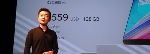 OnePlus, la petite marque de smartphones qui monte