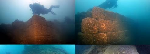 Un château vieux de 3000 ans découvert dans un lac en Turquie