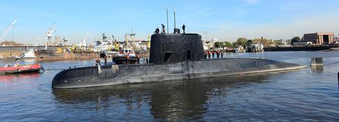 Argentine: une «explosion» enregistrée en mer le jour de la disparition du sous-marin