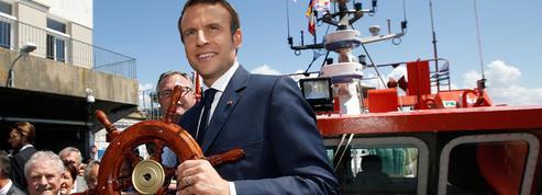 La France veut mettre en valeur son immense domaine maritime