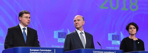 Bruxelles juge risqué le premier budget de l'ère Macron