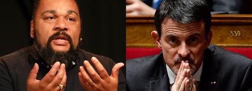 Pour Manuel Valls, il est «insupportable» que Dieudonné puisse encore «se produire»