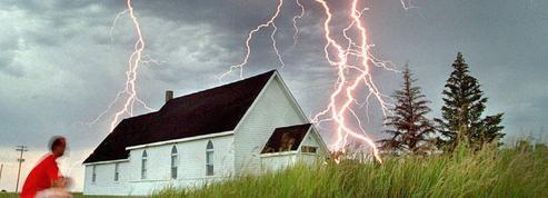 La foudre produit des éléments radioactifs dans l'atmosphère