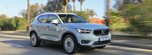 Volvo XC40 : au volant de la voiture de l'année 2018