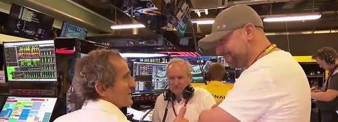 L'échange étonnant entre Prost et Lopez au sujet de Bielsa