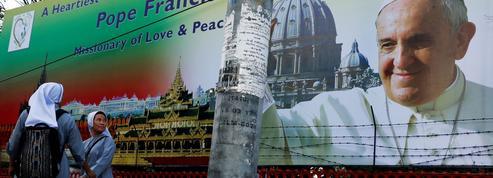 Le voyage délicat du pape François en Birmanie et au Bangladesh