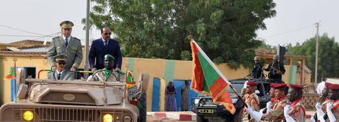 La Mauritanie hisse ses nouvelles couleurs