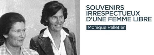 Monique Pelletier: «#balancetonporc ne me choque pas du tout»