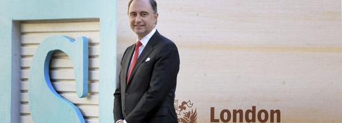 Xavier Rolet, le «Frenchie» évincé de la Bourse de Londres