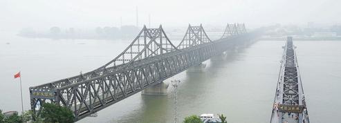 Les sanctions chinoises contre la Corée du Nord brisent les rêves de Dandong