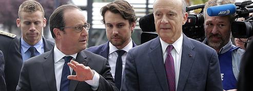 François Hollande sera reçu vendredi par Alain Juppé