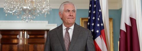 Le secrétaire d'État américain Rex Tillerson poussé vers la sortie
