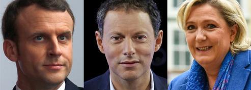 Quand Fogiel joue les intermédiaires entre Macron et Le Pen