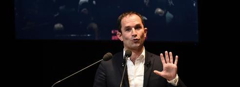 Au Mans, Benoît Hamon donne un nouveau visage à son mouvement