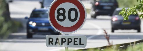 La vitesse sur les routes nationales devrait être réduite à 80 km/h