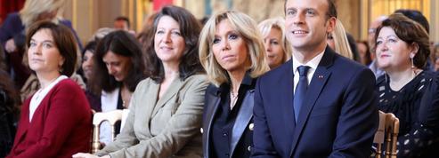 Les ministres et les cadres d'En marche, premiers fans de Brigitte Macron