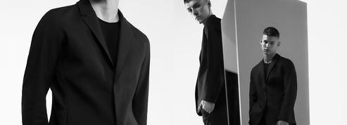 Mode homme: quand les marques façonnent leurs costumes dans des tissus venus du sport