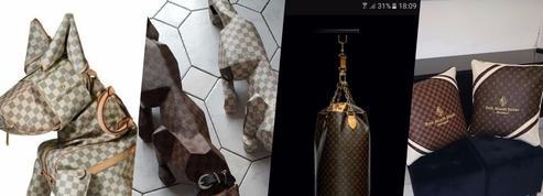 Affaire de la sextape : le maître chanteur à l'origine d'un trafic de faux Louis Vuitton