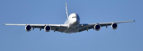 Un loueur d'avions veut lancer un service de location d'A380 inspiré d'Airbnb