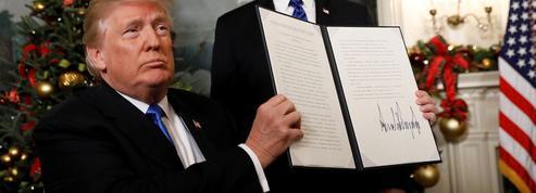 Trump fait cause commune avec Israël sur Jérusalem