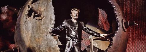 Johnny Hallyday: «Quand je suis sur scène, je ne travaille pas, je m'éclate»