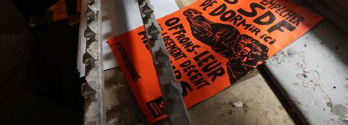 L'opération «coup de poing» de la Fondation Abbé-Pierre contre les dispositifs anti-SDF