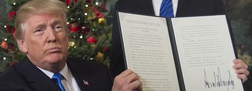 Bruno Tertrais: «Trump juge Abbas prêt à des concessions majeures. J'en doute»