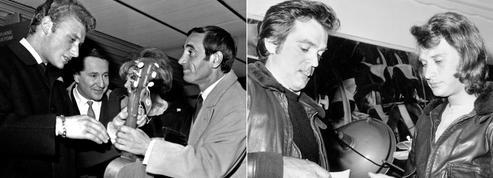 Comment Johnny Hallyday a traversé les époques grâce à ses paroliers