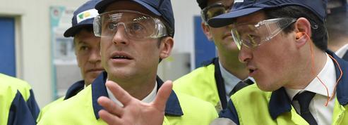 Le rebond industriel français dope d'abord les importations