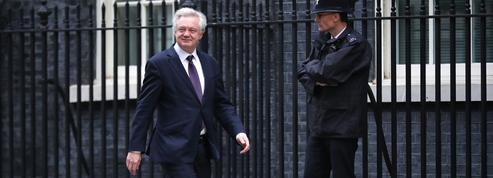David Davis, le randonneur du Brexit