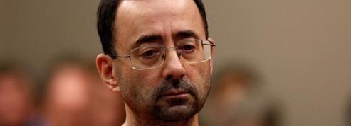 L'ex-médecin de l'équipe américaine de gymnastique condamné à 60 ans de prison